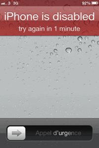 how do you unlock an iphone