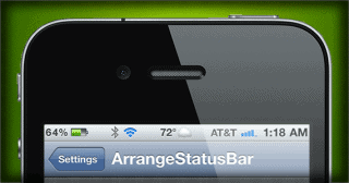 Guide To iOS 7 Icons and Symbols on iPhone Status Bar