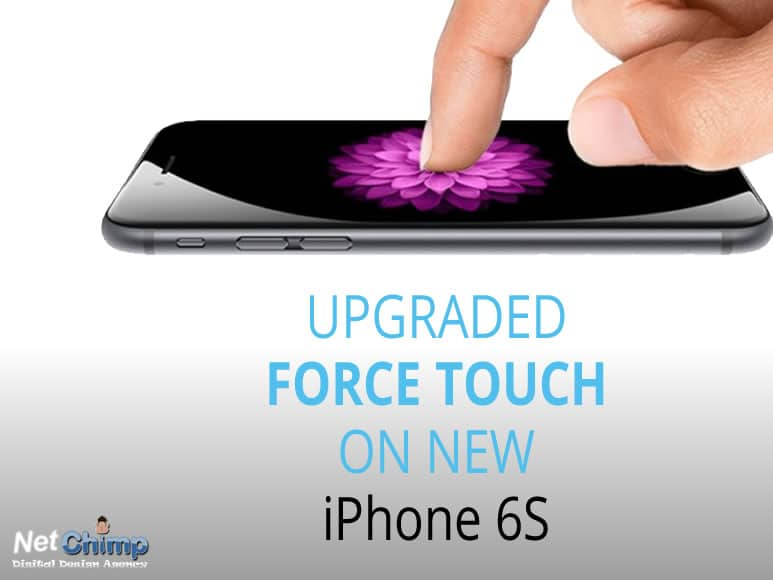 3d touch force touch iphone 6s