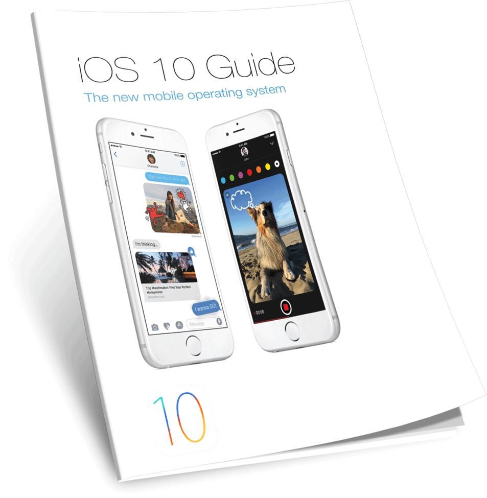 ios 10 guide